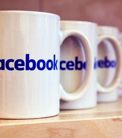 Para combater a crise da privacidade, Facebook abrirá um café em Londres