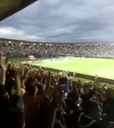 Vasco pode perder pontos após juiz registrar homofobia da torcida