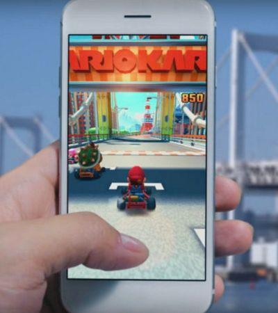 Nintendo confirma o lançamento do Mario Kart para smartphone em setembro