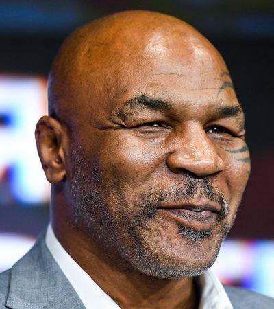 Mike Tyson diz que gasta mais de R$ 150 mil por mês em maconha