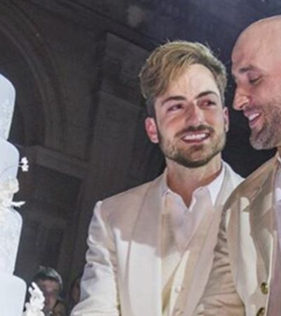 Paulo Gustavo e marido anunciam o nascimento de filhos gêmeos