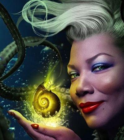 Melhor notícia do dia: Queen Latifah será Úrsula em 'A Pequena Sereia'