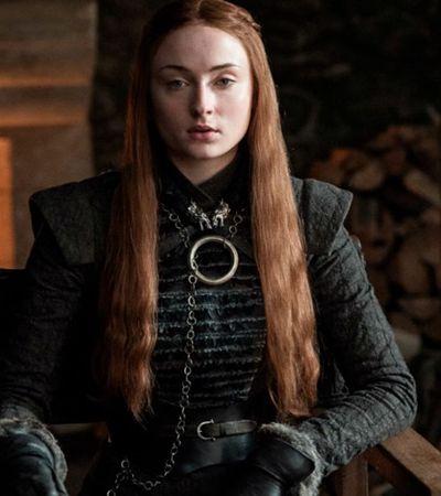 Sophie Turner, a Sansa, conta o que mudaria no final de GOT