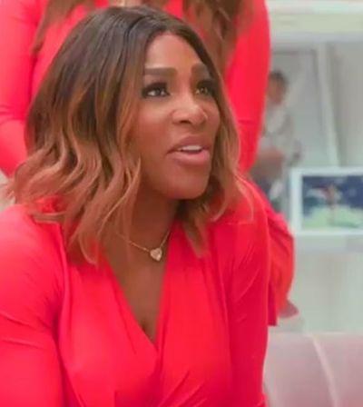 Serena Williams lança vestido para todos os tipos de corpos