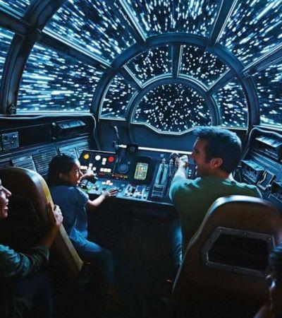 Atrações de 'Star Wars' dentro de parques Disney ganham data de inauguração