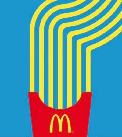 Campanha do McDonald's mostra como chegar até as McFritas