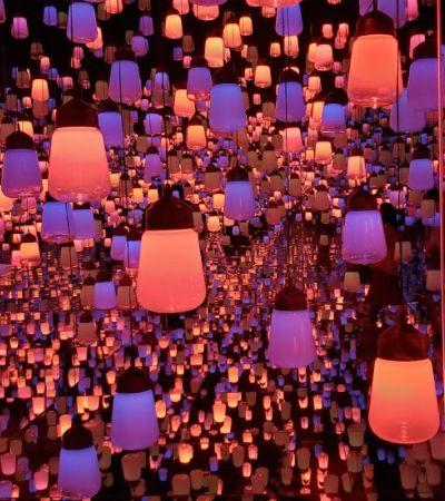 TeamLab: japoneses criam o museu de arte digital mais instagramável do mundo