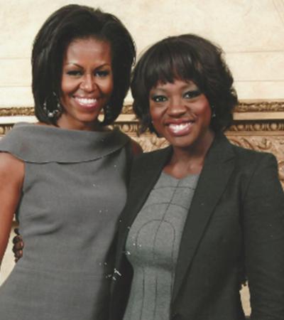 Poderosas: Viola Davis vai interpretar Michelle Obama em série de TV