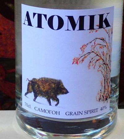 Conheça a Atomik, a vodka de Chernobyl criada por cientistas