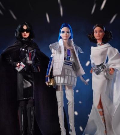 Lançaram as Barbies Star Wars e já tem muita gente enlouquecendo com a novidade