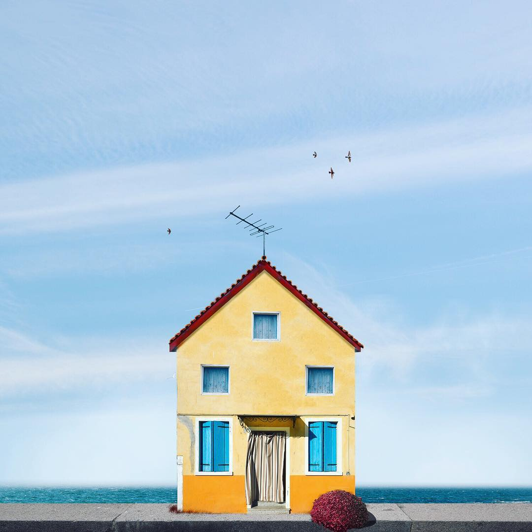 casas solitárias 2