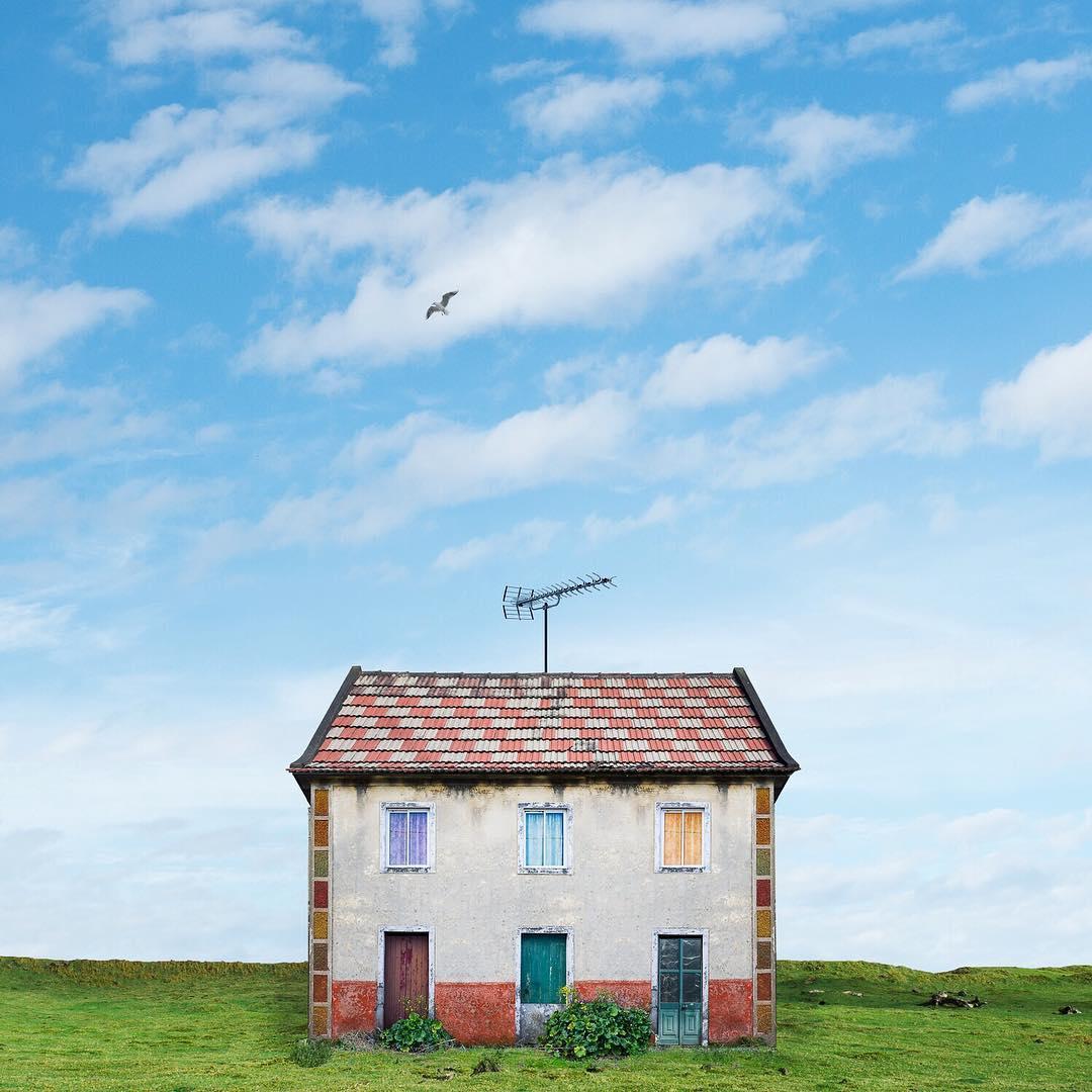 casas solitárias 6