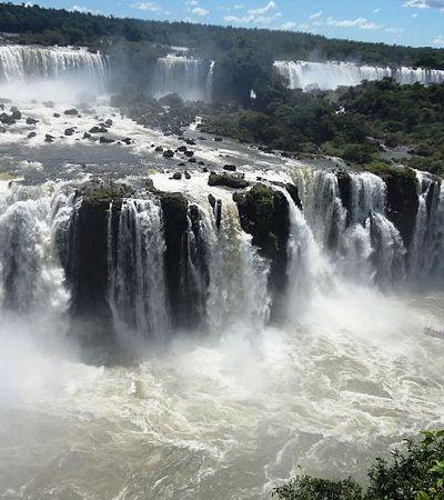 Cataratas do Iguaçu é destino mais amado do Brasil, segundo pesquisa