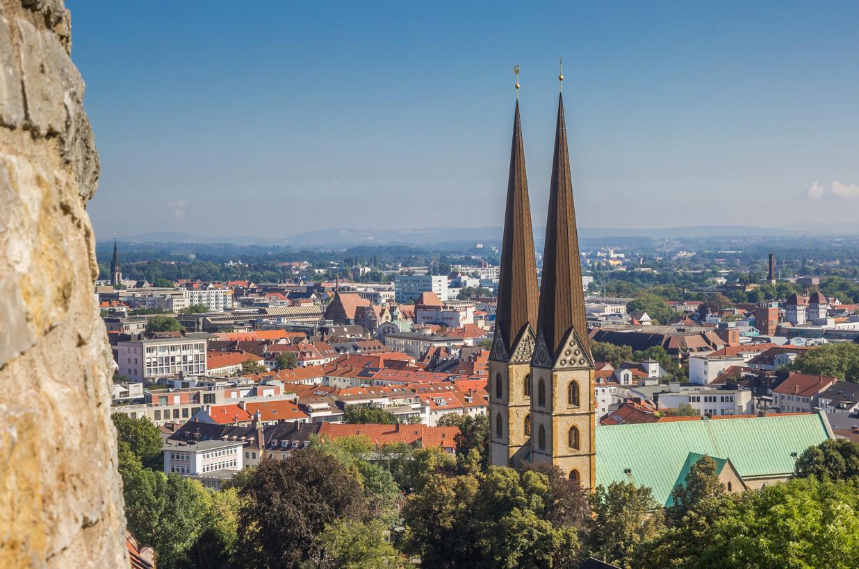 cidade alemã prêmio 1