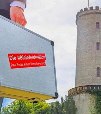 Cidade alemã vai pagar um milhão de euros a quem provar que ela não existe