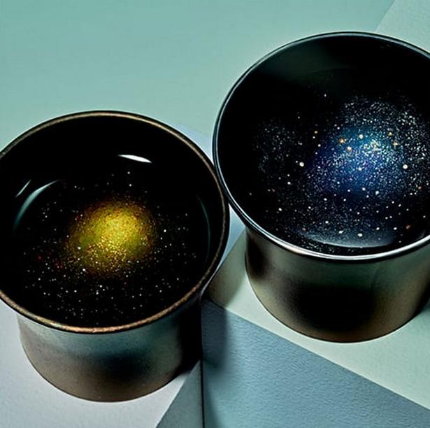 copos de galáxia 10
