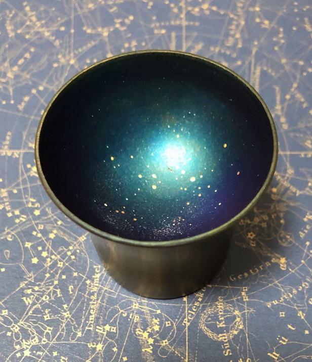 copos de galáxia 3