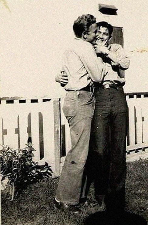 fotos antigas gays 11