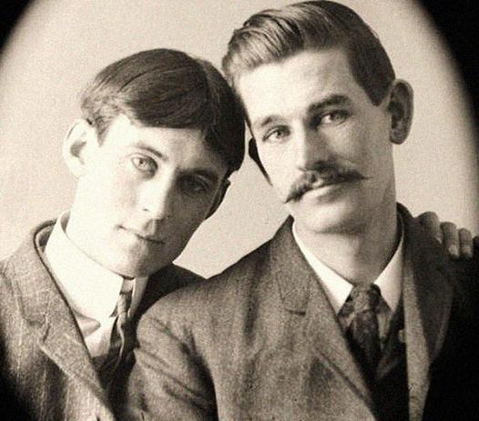 fotos antigas gays 31