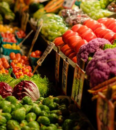 Essa era a cara de algumas frutas e legumes há milhares de anos