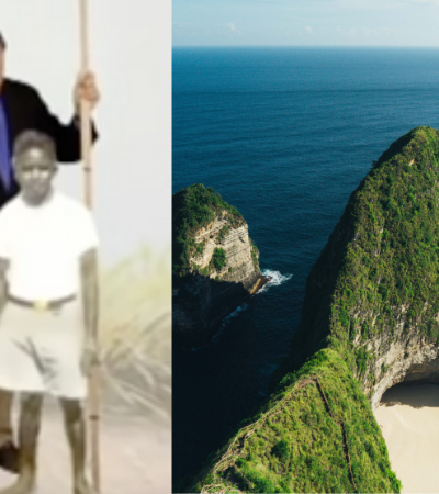 A misteriosa ilha na Indonésia que torna os mamíferos menores