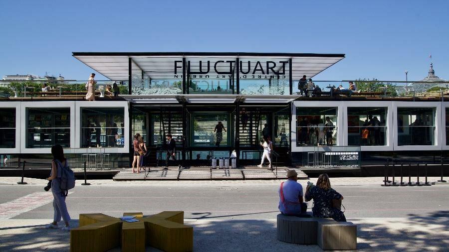 museu flutuante paris 1