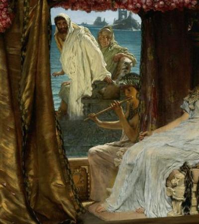 Cientistas recriam essência de perfume supostamente usado por Cleópatra
