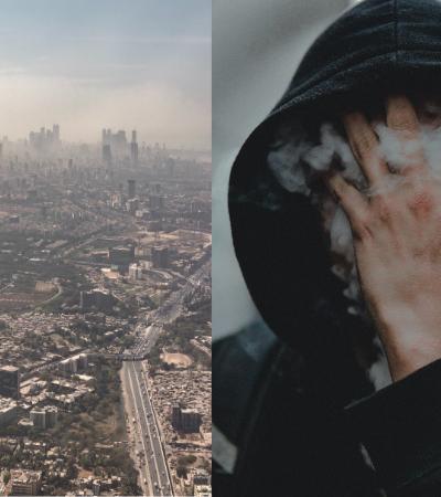 Poluição das cidades pode ser tão prejudicial quanto um maço de cigarros por dia