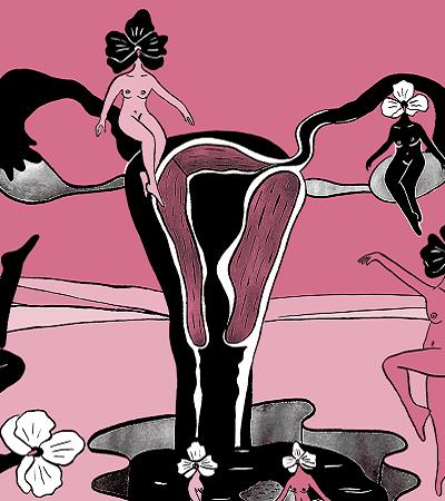 Pussypedia: elas criaram uma enciclopédia todinha dedicada à vagina