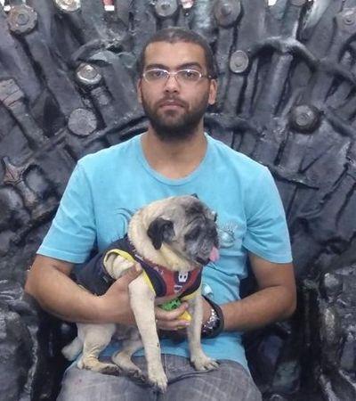 'Pai de pet' consegue na Justiça o direito a visitar seu cão após separação
