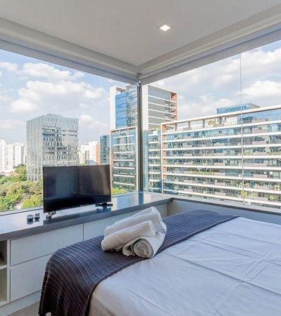 Casa com o conforto de hotel: empresa aluga apartamentos com os melhores serviços incluídos
