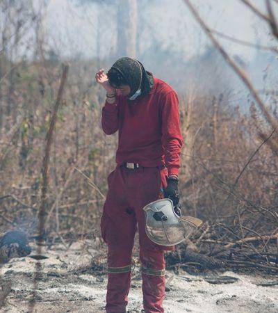 Agosto é mês com maior número de focos de queimada na Amazônia em 9 anos