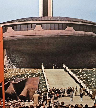 A história (e as imagens) do 'OVNI comunista', um dos pontos mais fotografados do leste europeu