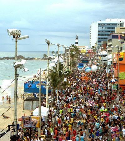 Câmara cita religião para suspender arrastão de quarta-feira no carnaval de Salvador