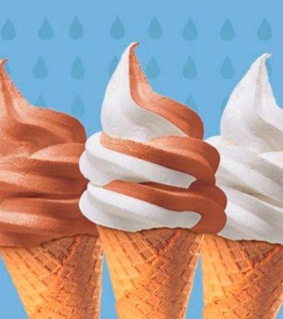 Bob's vende sorvete de casquinha por 50 centavos até fim de setembro