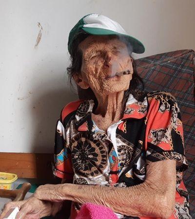 A maravilhosa alagoana de 117 anos que está desafiando o Guinness com sua idade