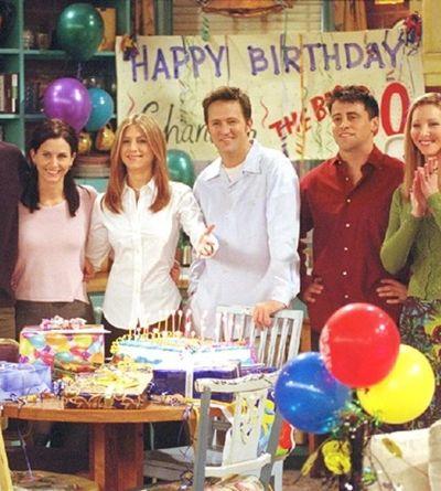 10 grandes momentos de 'Friends' para celebrar os 25 anos da série