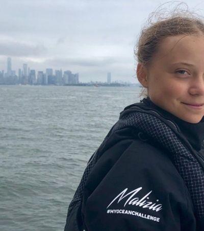 Para a ambientalista Greta Thunberg, ter Síndrome de Asperger é ser 'superpoderosa'