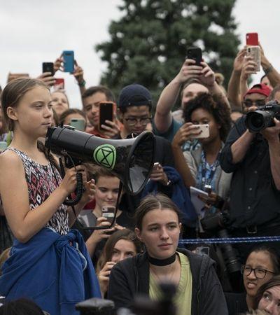 Outros jovens ativistas do clima além de Greta Thunberg que vale a pena conhecer