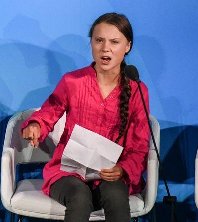 Após atacar Greta Thunberg no ar, jornalista Gustavo Negreiros é demitido