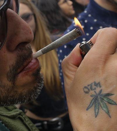 NY é o mais novo estado dos EUA a descriminalizar a maconha