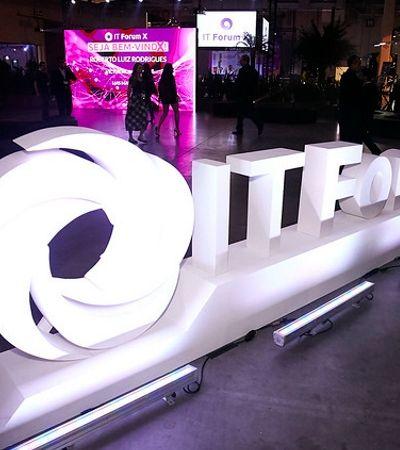 Inovação, negócios e futuro: São Paulo recebe um dos maiores eventos de tecnologia do mundo