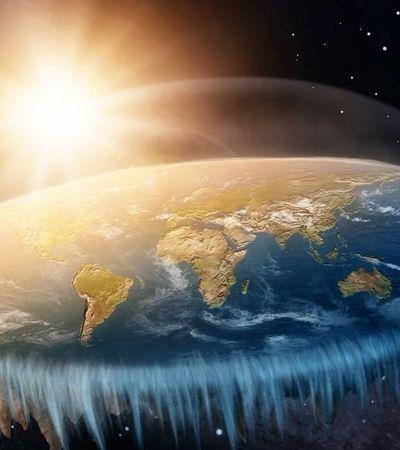 'Soco nos terraplanistas': Globo prova que Terra é redonda e internet celebra
