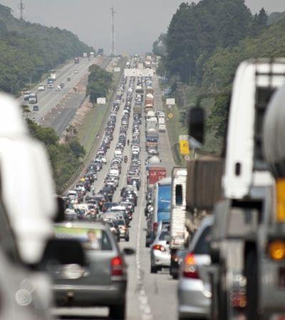 Projeto de lei quer dar multa de trânsito 14 vezes maiores para ricos