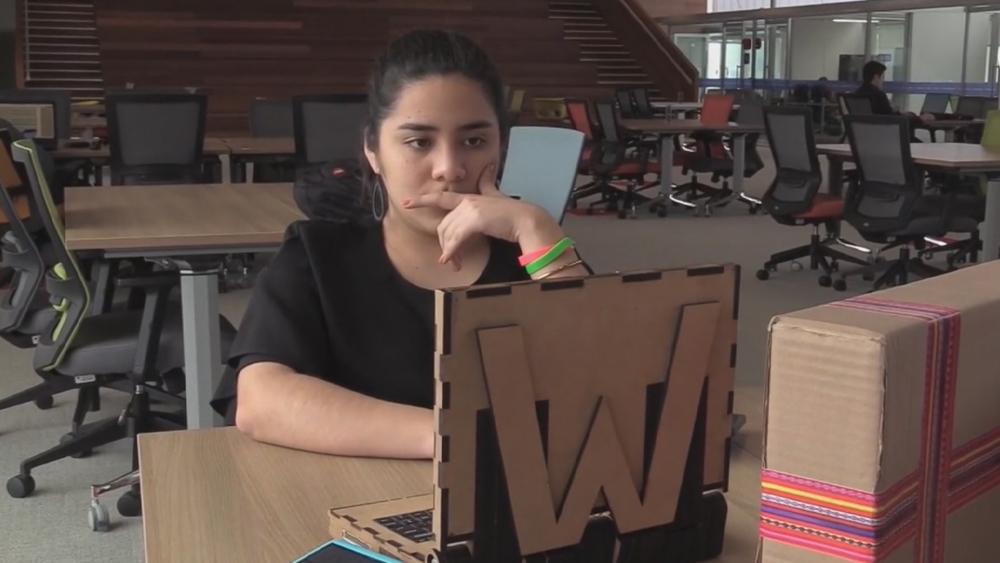 Wawalaptop notebook de madeira 5