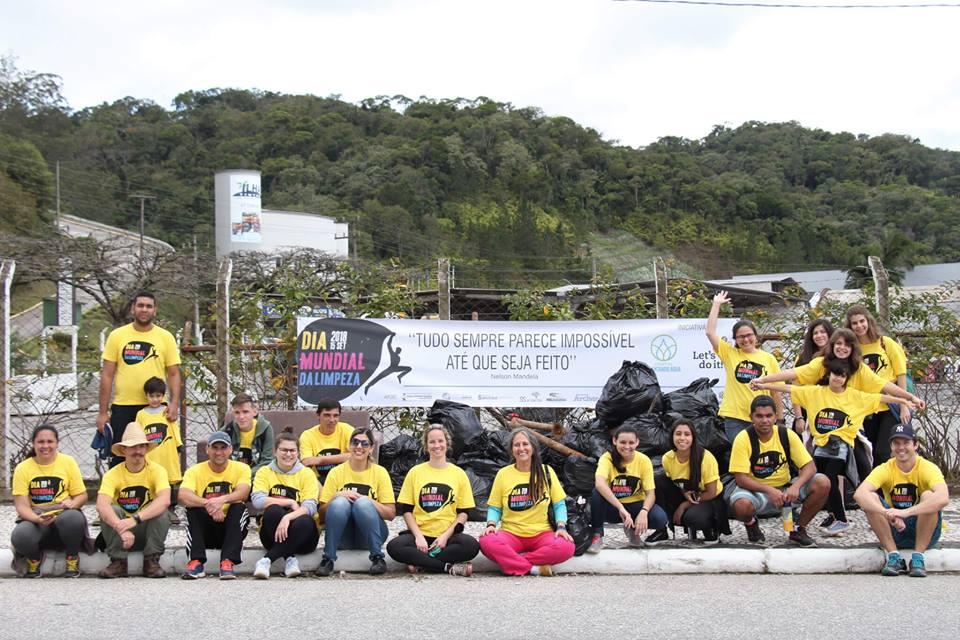 ação de limpeza brasil 2
