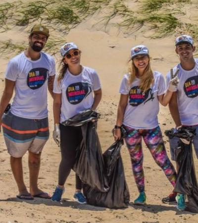 Maior mutirão de limpeza do planeta já tem 700 locais confirmados no Brasil