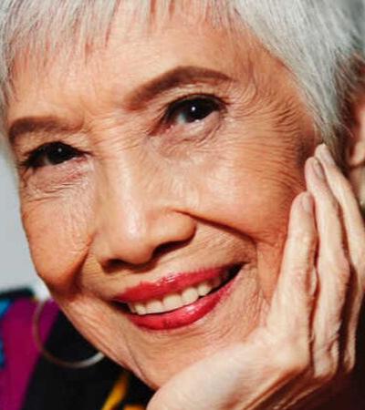 Conheça a maravilhosa Alice Pang que aos 96 é a modelo mais velha da Ásia