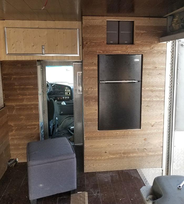 ambulância abandonada casa dos sonhos 10