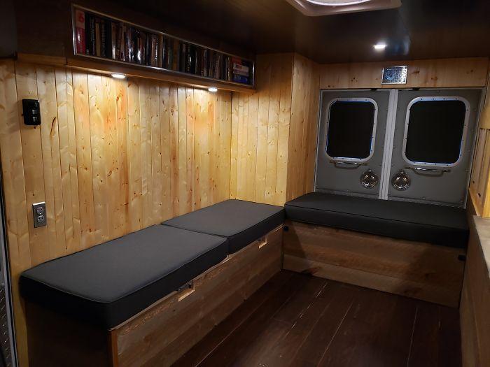 ambulância abandonada casa dos sonhos 16